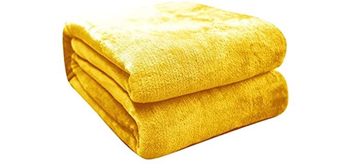 Farfallarossa Soft - Fleece Blanket