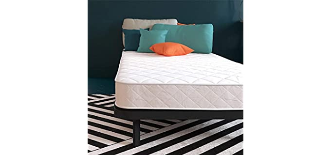 Signiture Sleep Twin - Thin Coil Mattress