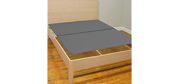 Zayton Twin - Wood Spilt Bunkie Board